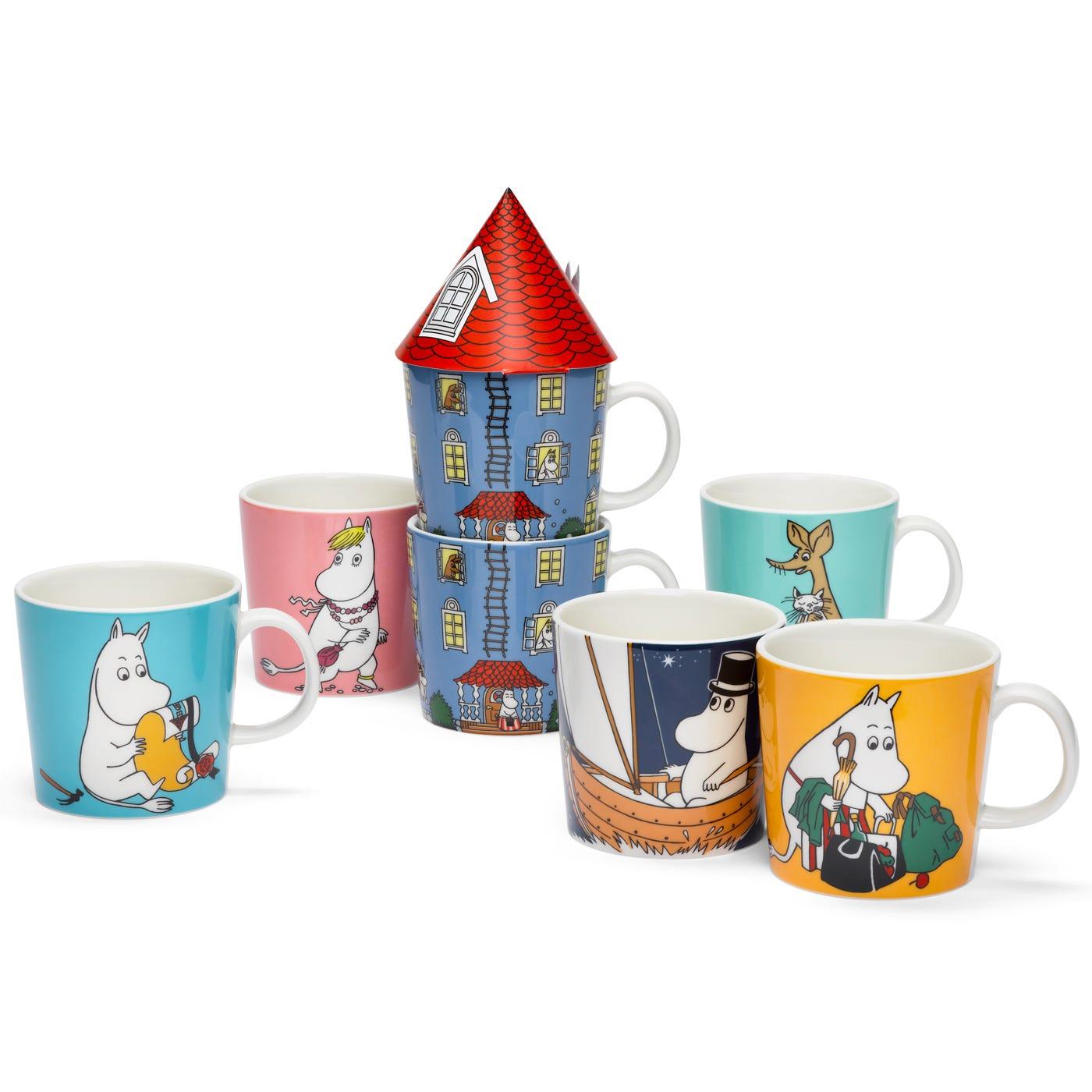 Arabia Moomins Mug