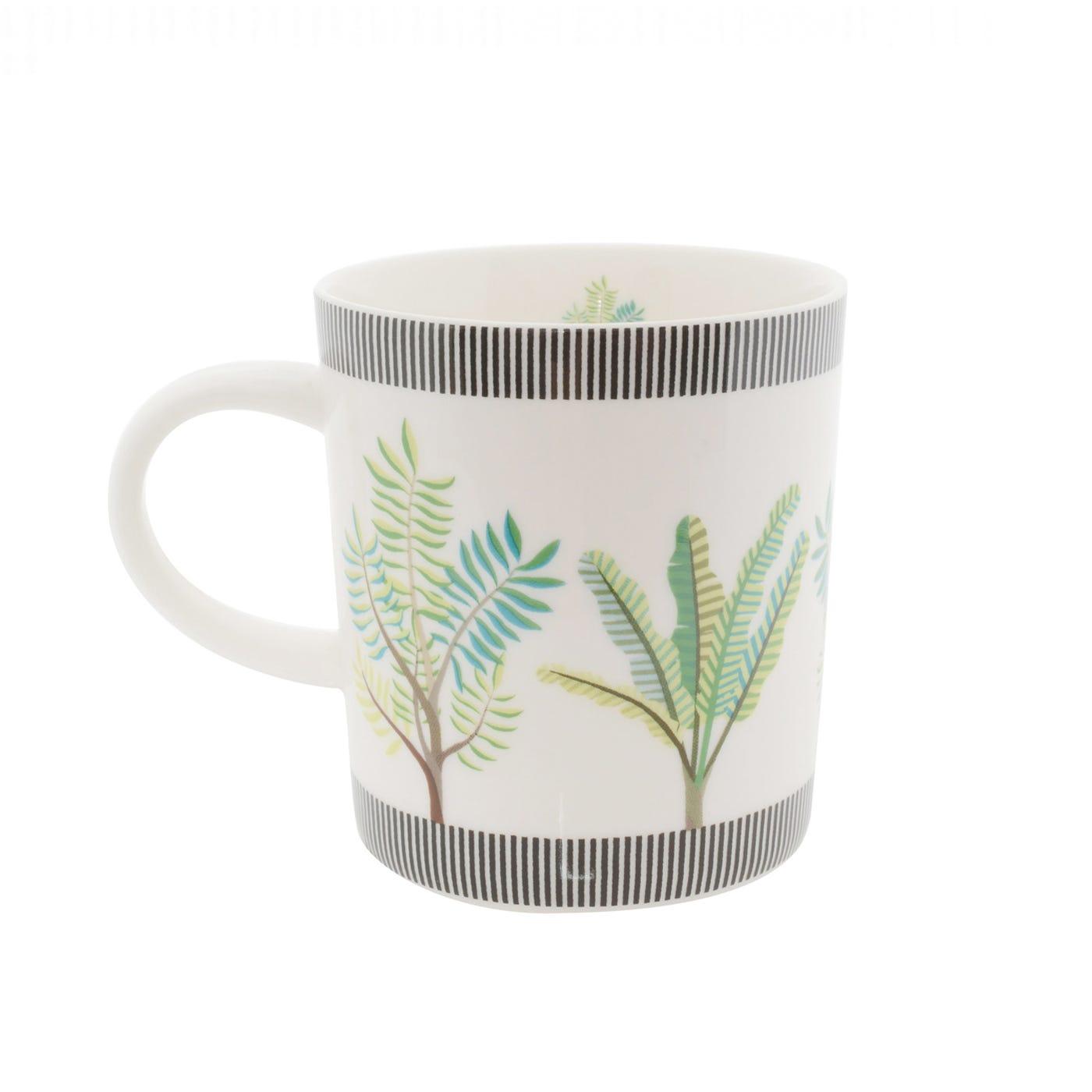 Heal's Herbarium Mugs