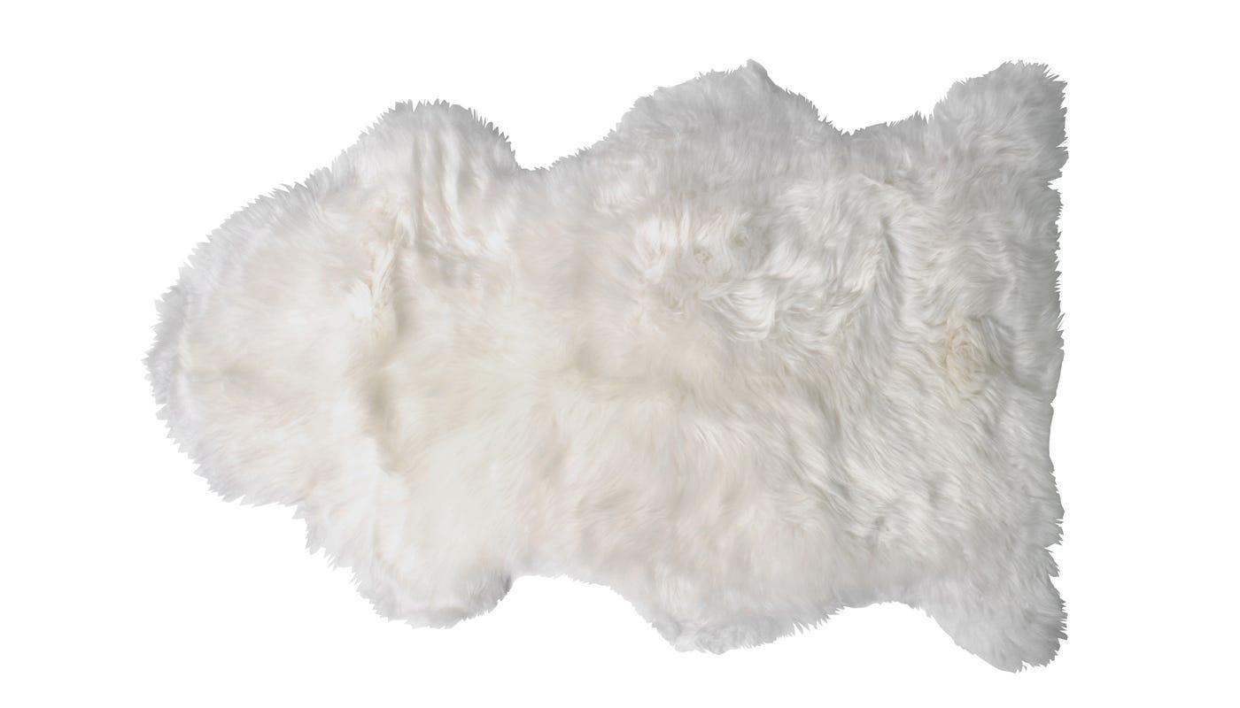 Auskin Longwool Single Rug