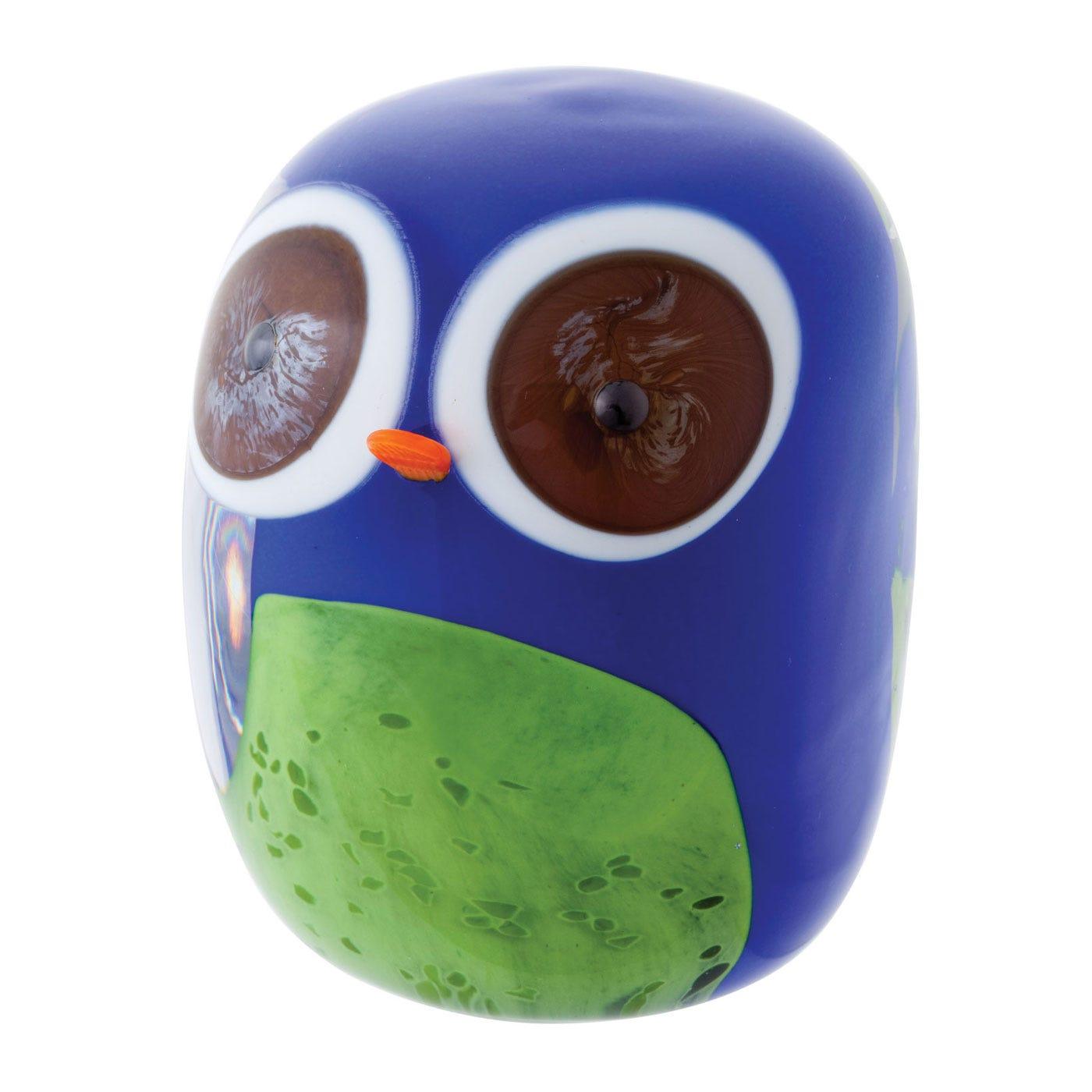 Dartington Owl Paperweight