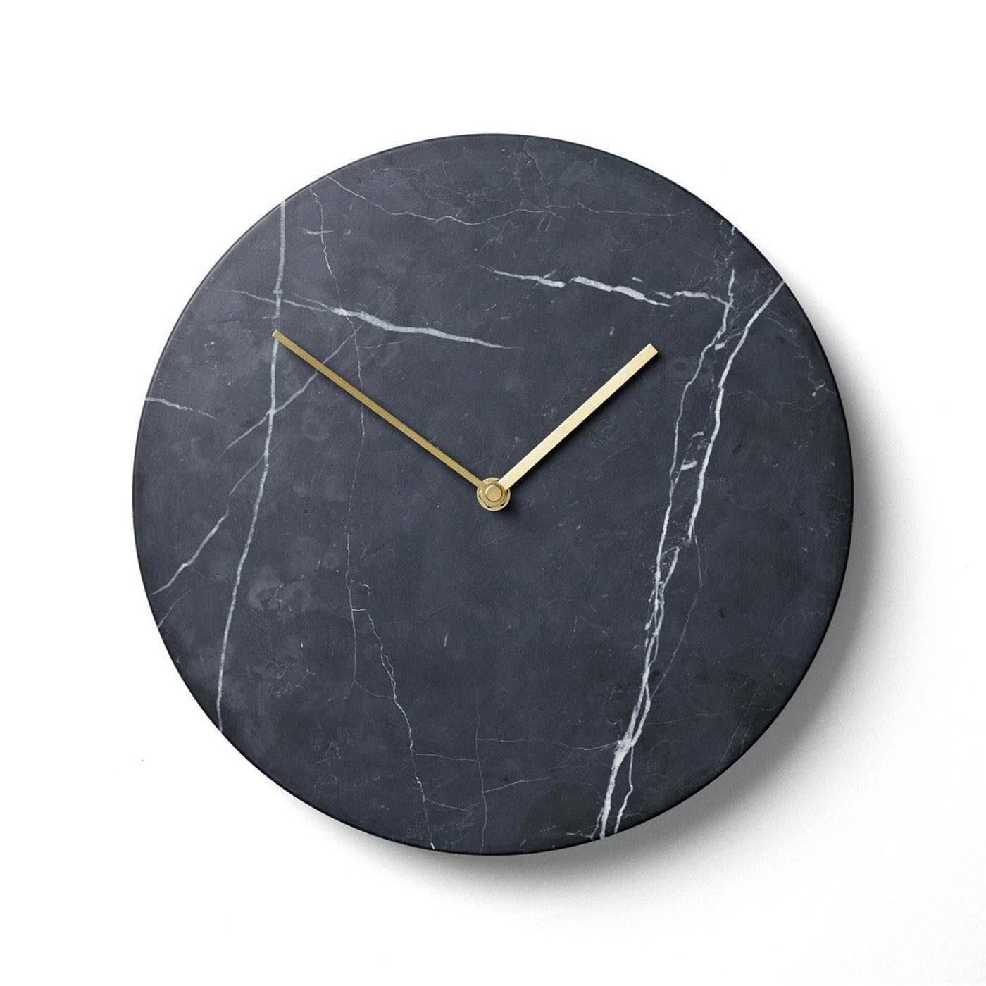 Menu Marble Clock