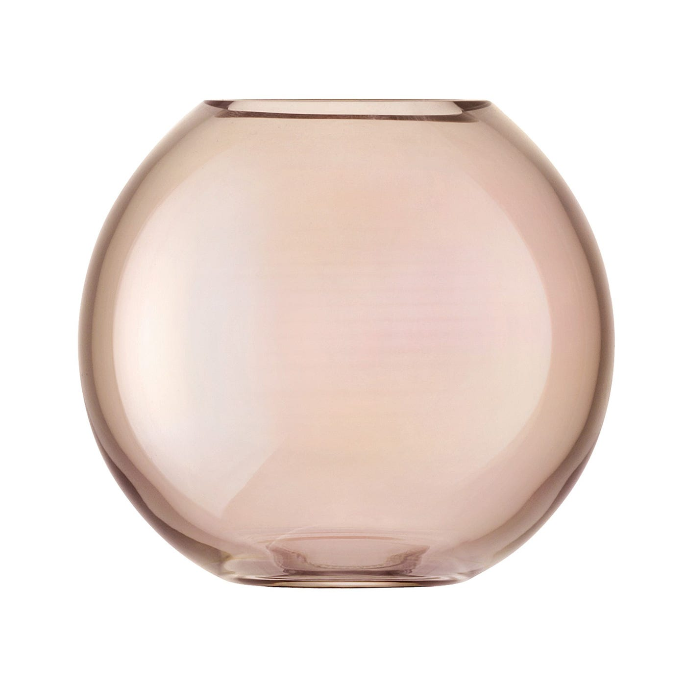 Polka Sheer Vase
