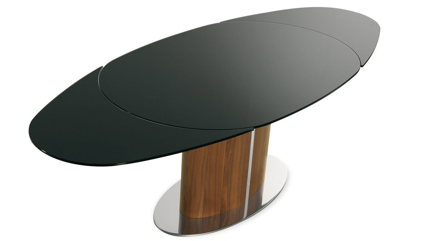 Calligaris Odyssey Ext Oval Dining Table