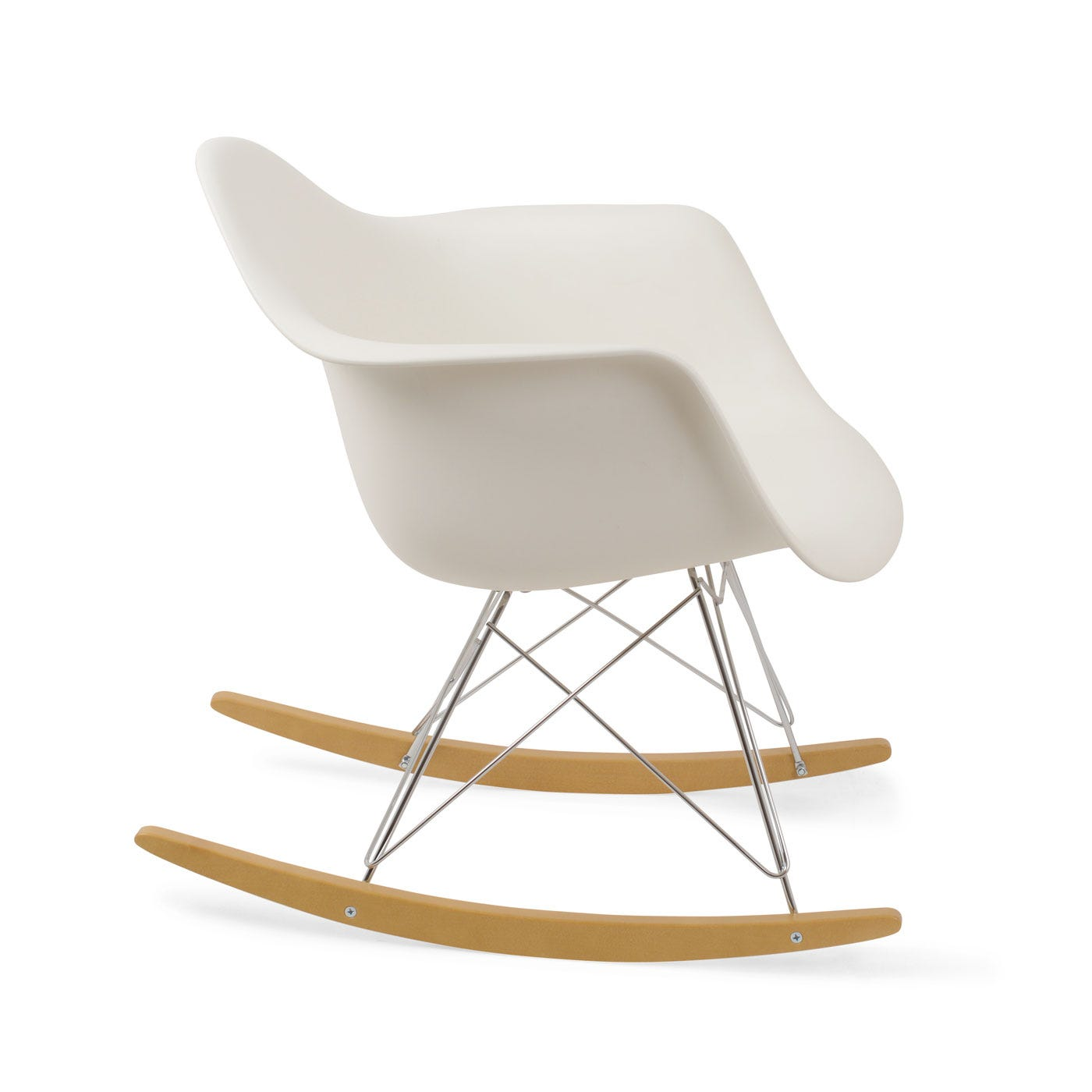 Vitra eames rar rocking chair heal s for Rocking chair dsw