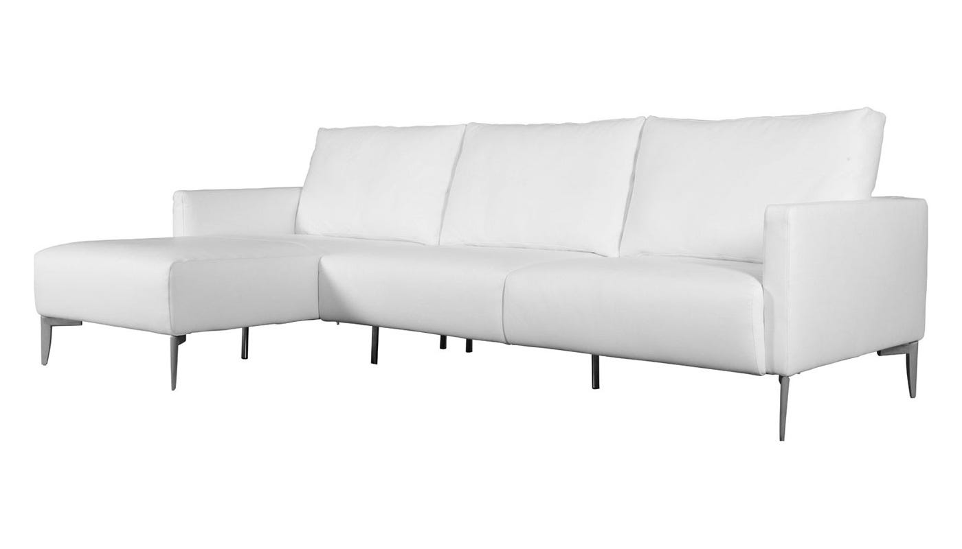 Heals amalfi left hand facing corner sofa discontinued heals