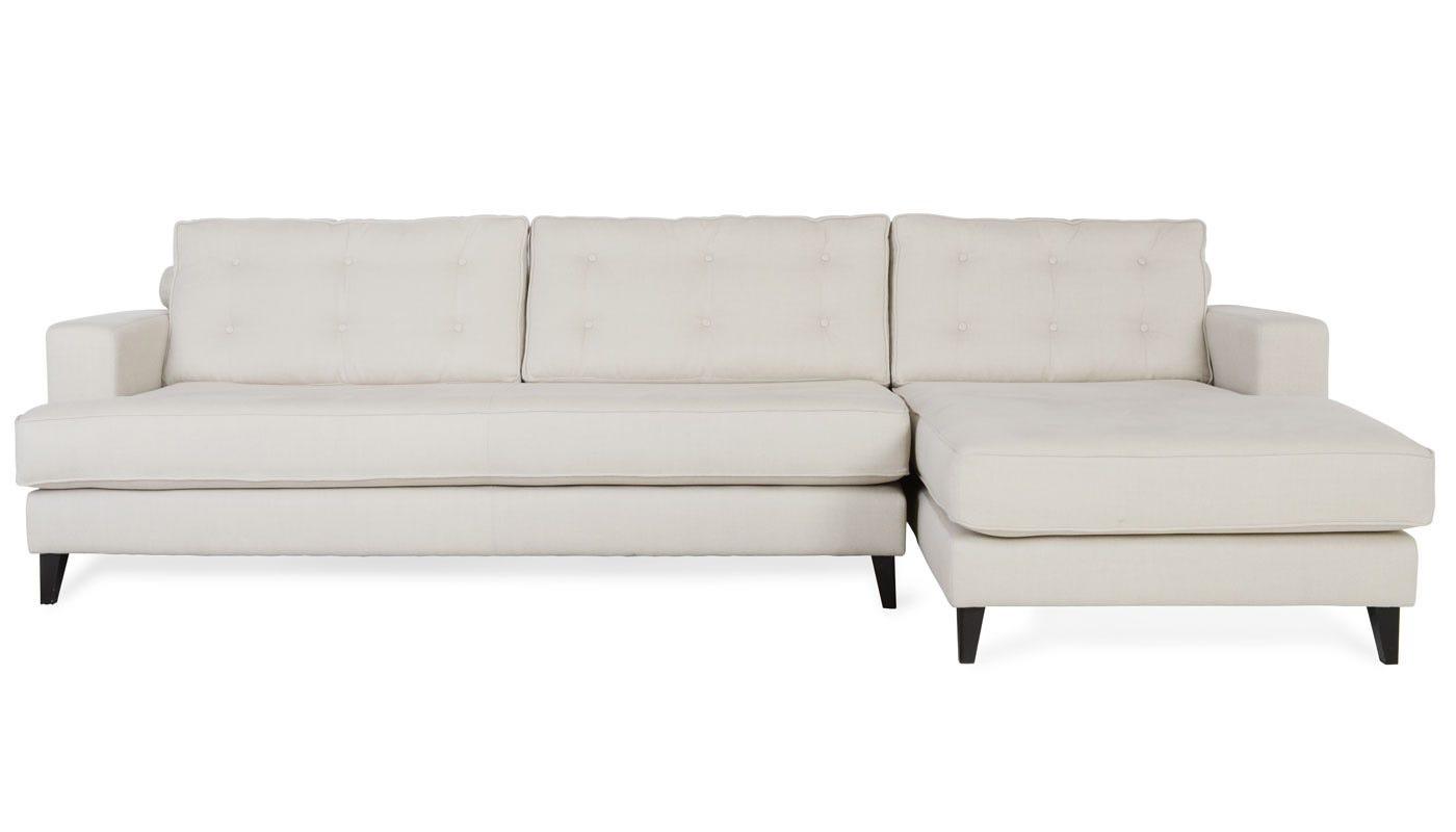 Heal's Mistral Right Hand Facing Corner Sofa