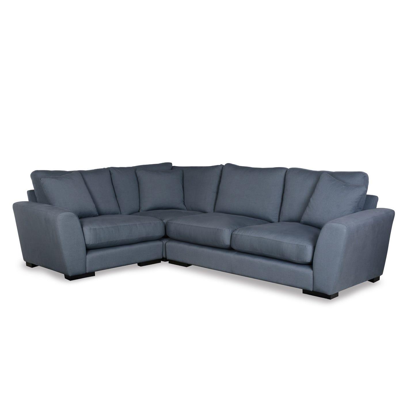 Slouch Left Hand Facing Corner Sofa