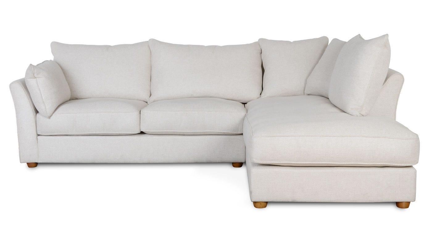 heal 39 s tailor right hand facing corner sofa