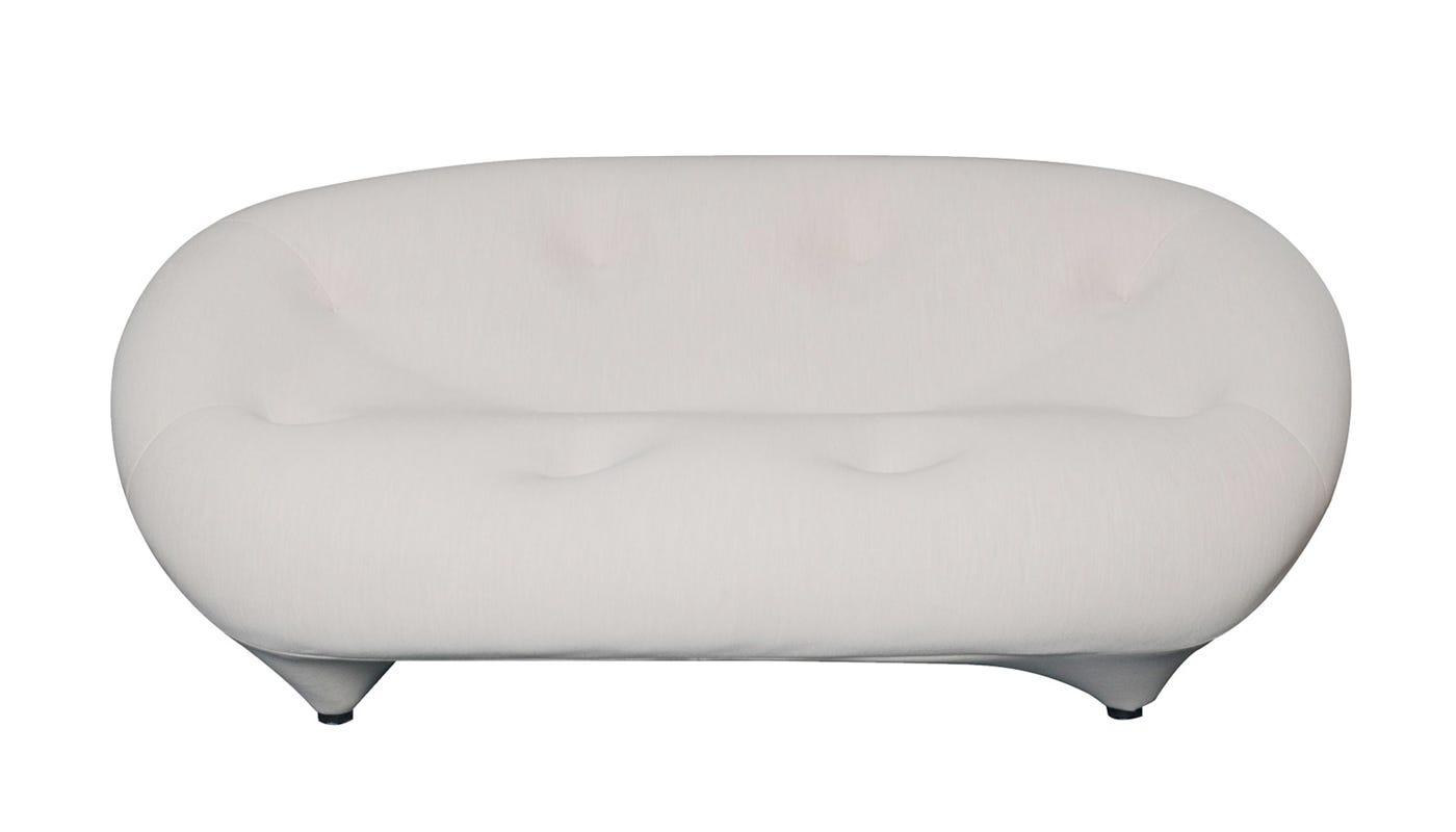 ligne roset ploum small sofa. Black Bedroom Furniture Sets. Home Design Ideas