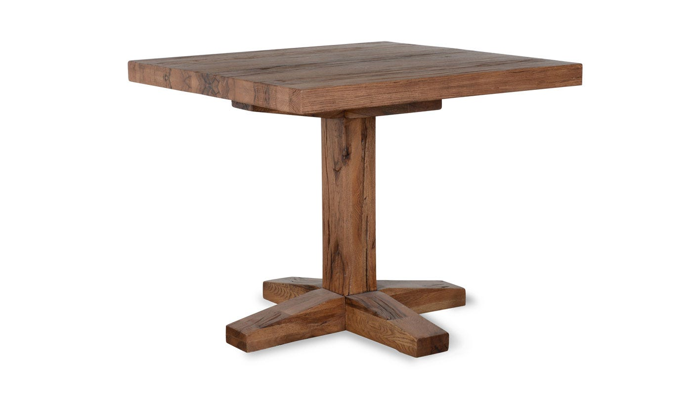 heal's tuscan square dining table - tuscan square dining table