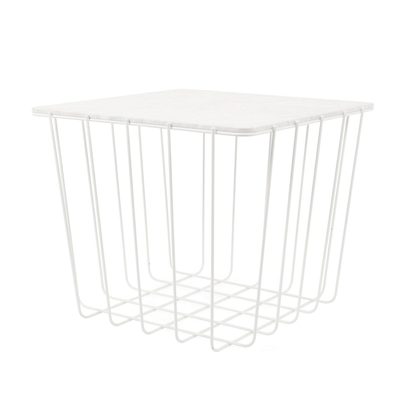 Scamp Table Marble Top