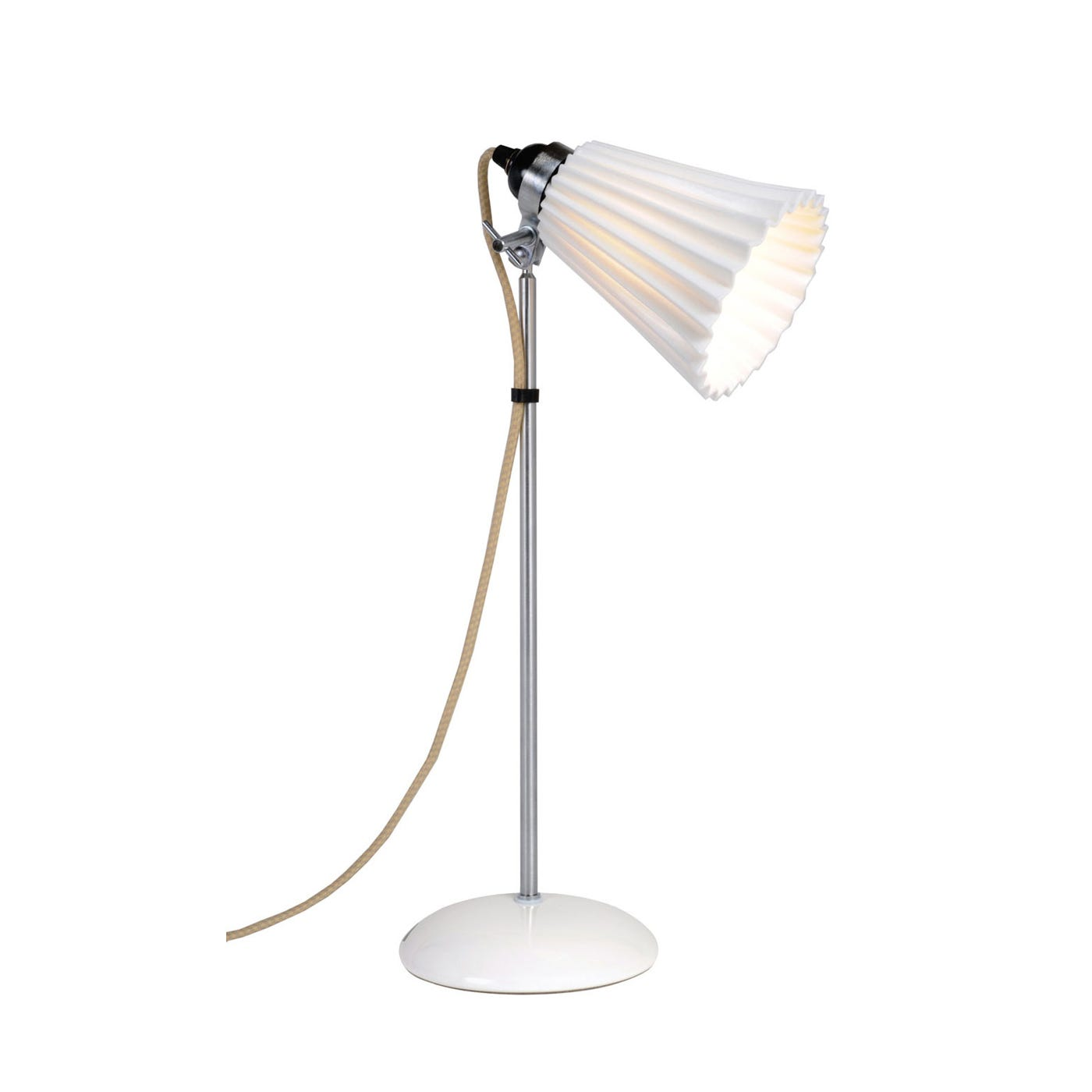 Original btc hector pleated table lamp heals hector pleated table lamp aloadofball Image collections