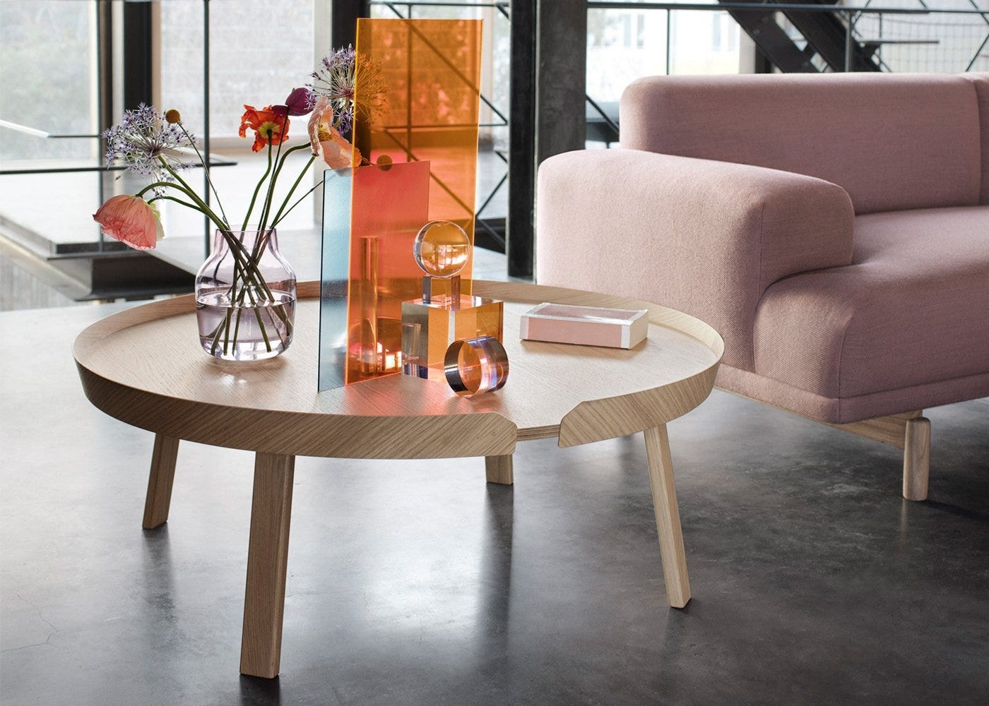 Picture of: Muuto Around Coffee Table Extra Large Heal S Uk