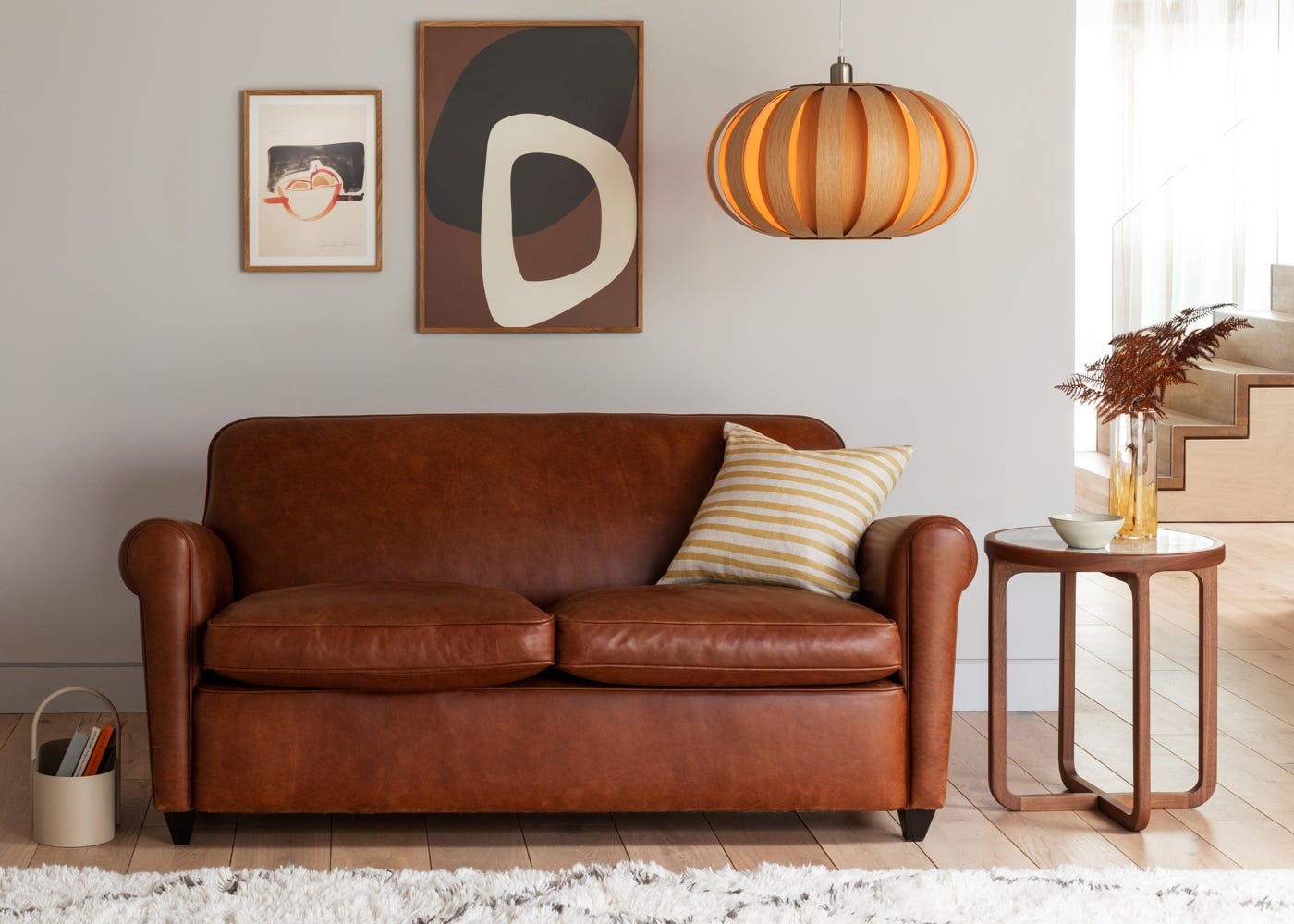Barrington II 2-Seater Sofa - Interior