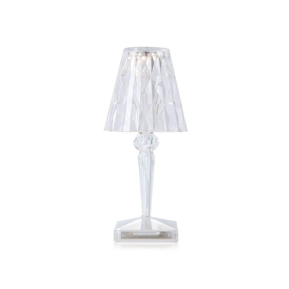 Battery Lamp Crystal