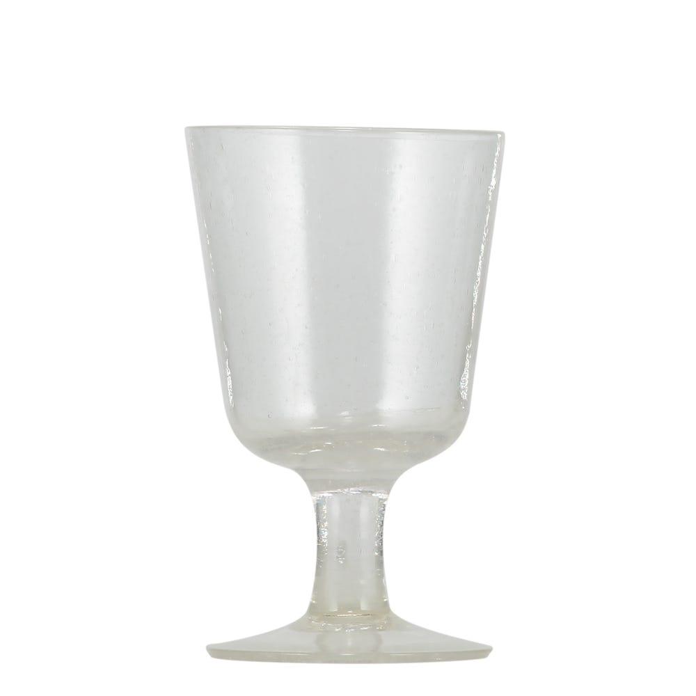 British Colour Standard Bubbles Wine Glass