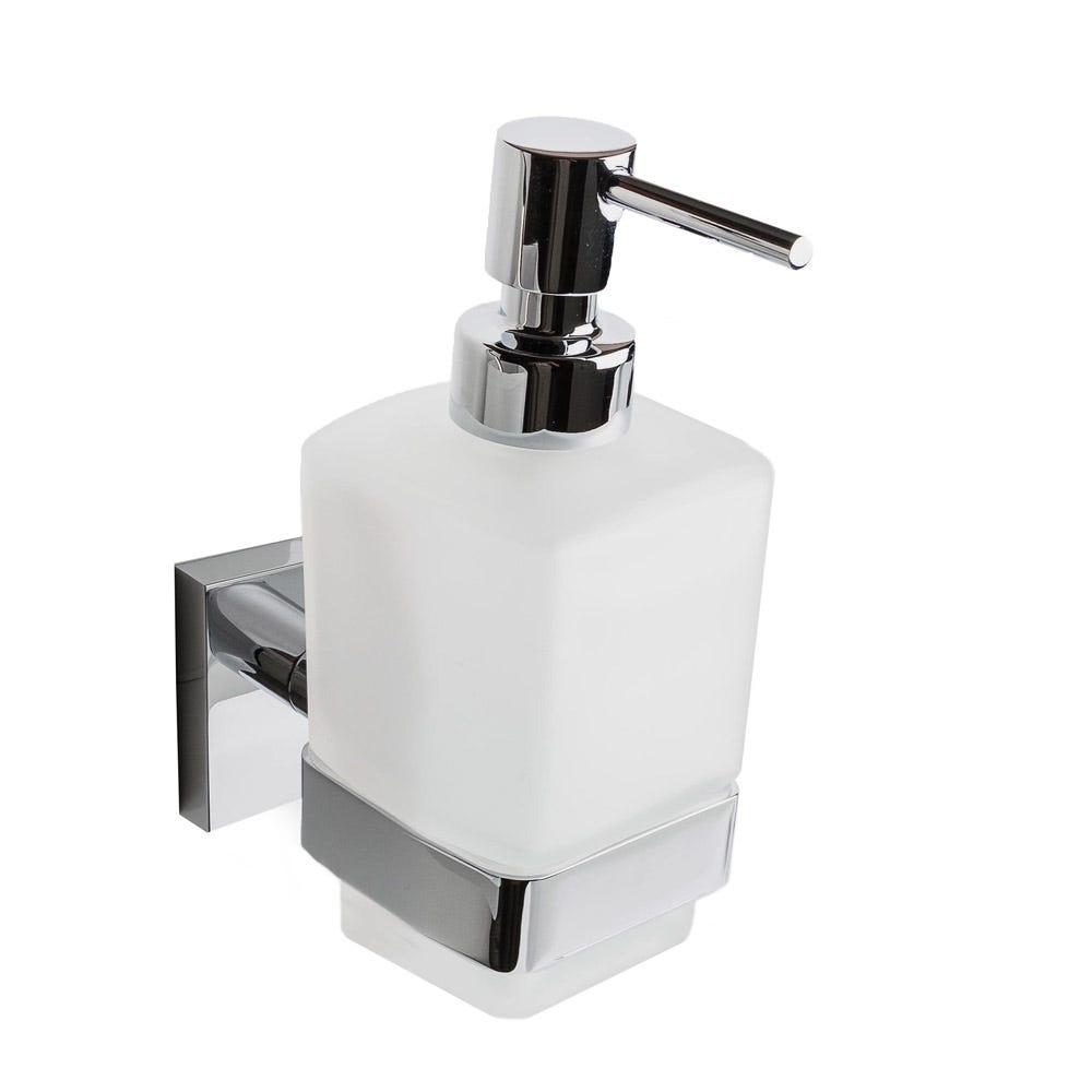 Corsair Wall Mounted Soap Dispenser Chrome Plated