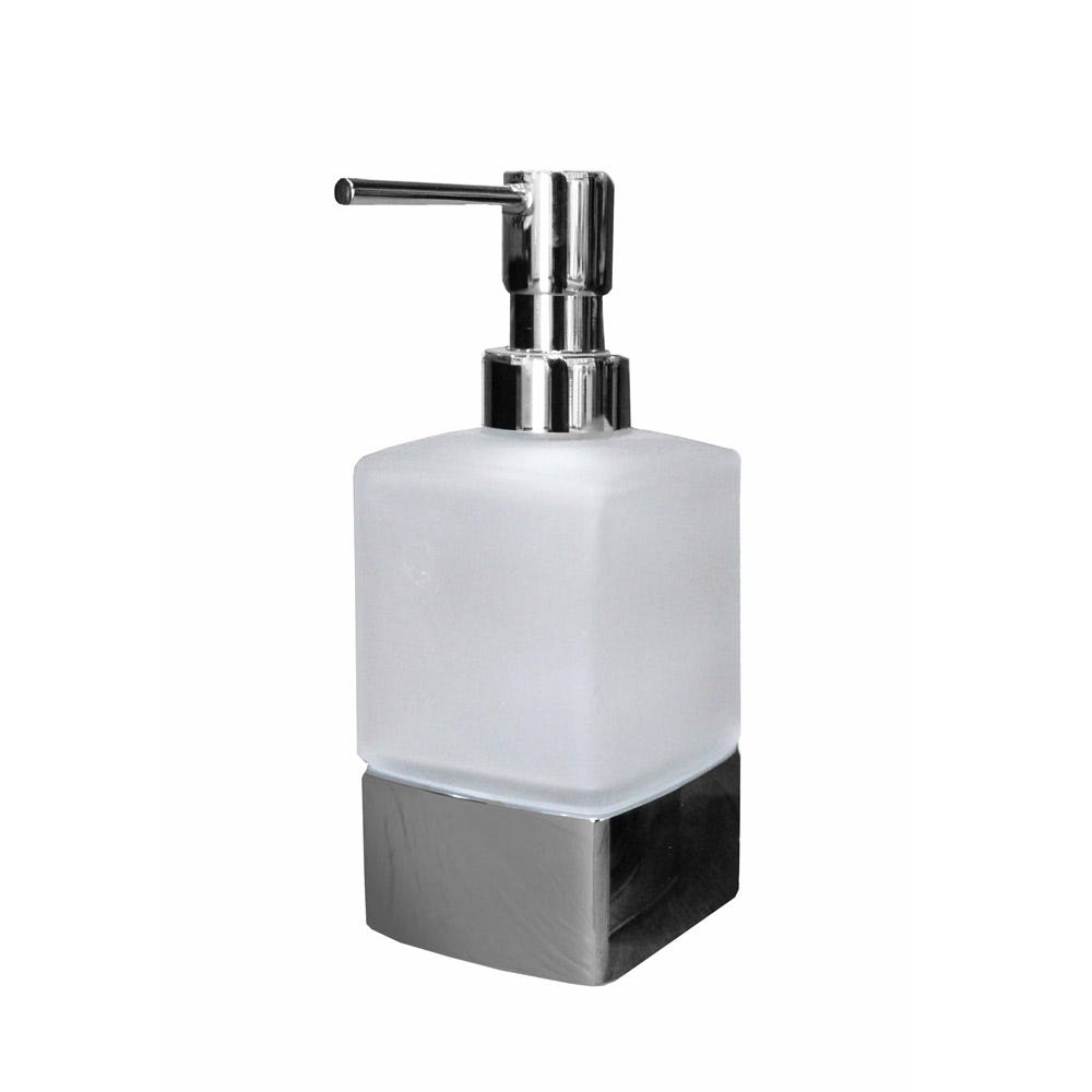 Corsair Countertop Soap Dispenser Chrome Plated