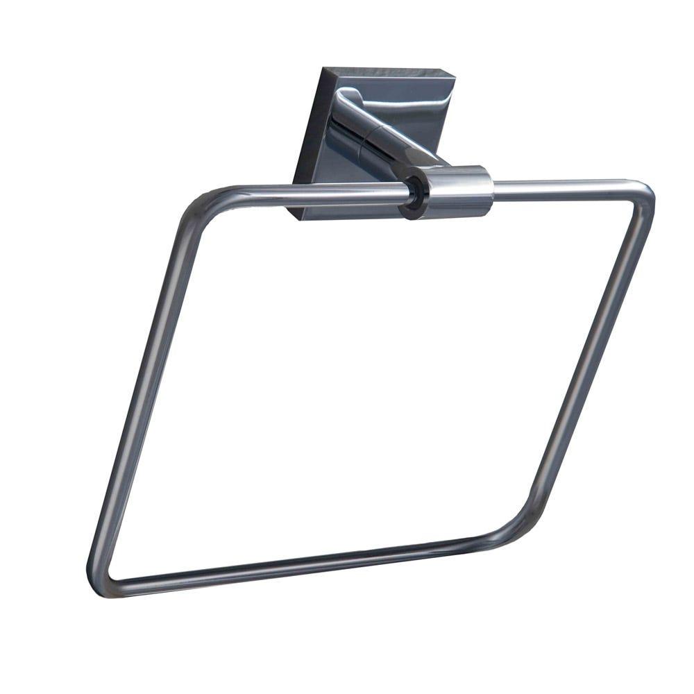 Corsair Towel Ring Chrome Plated