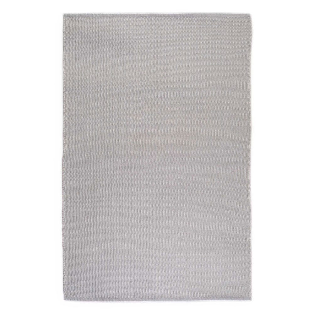 Berners Cotton Rug Grey