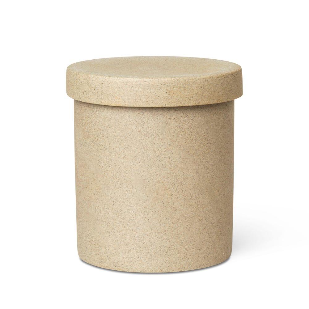 Bon Round Box with Lid