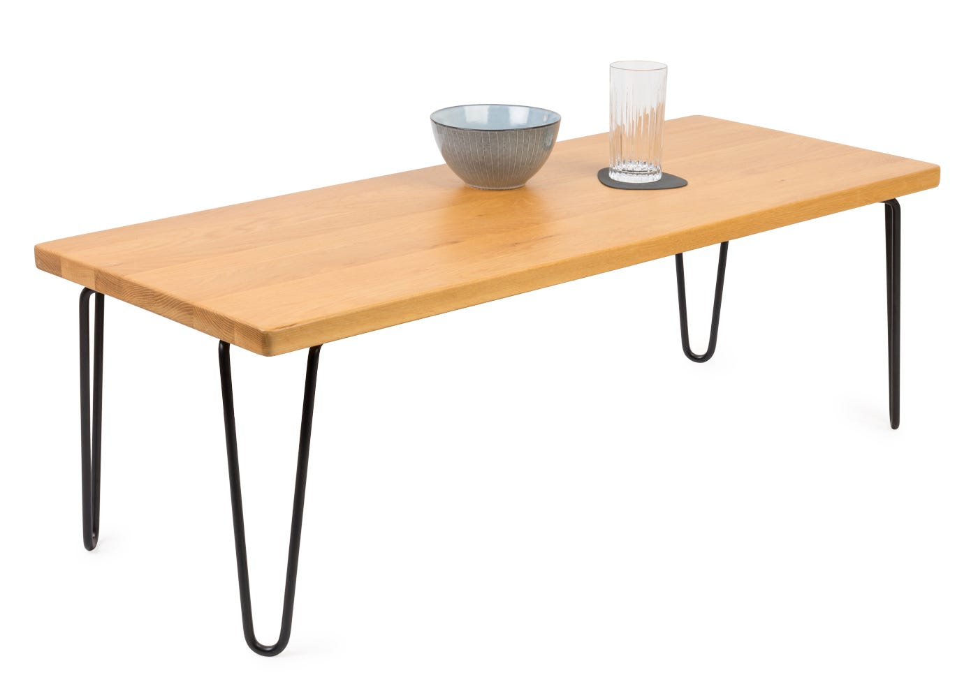 Brunel Coffee Table - Angle View