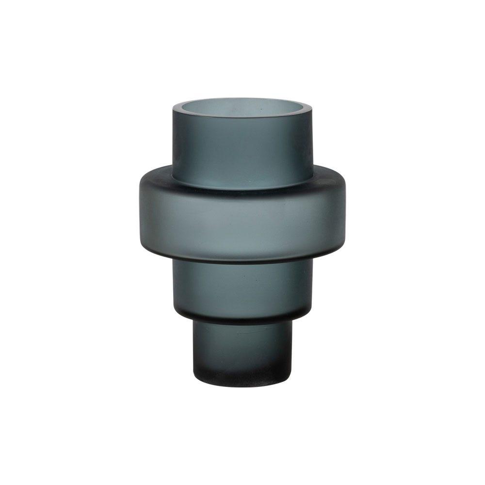 Buée Vase Indigo Medium