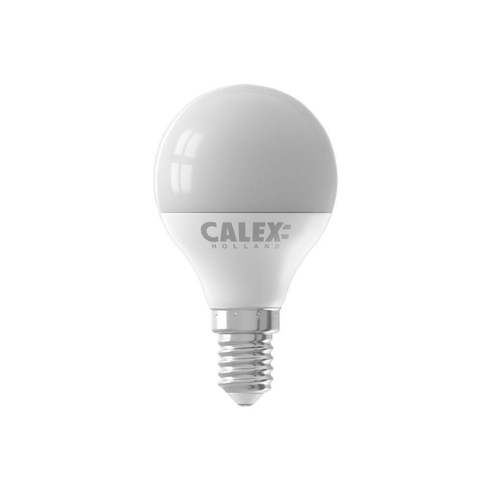 LED Golf Ball Bulb Satin Crystal 5W E14