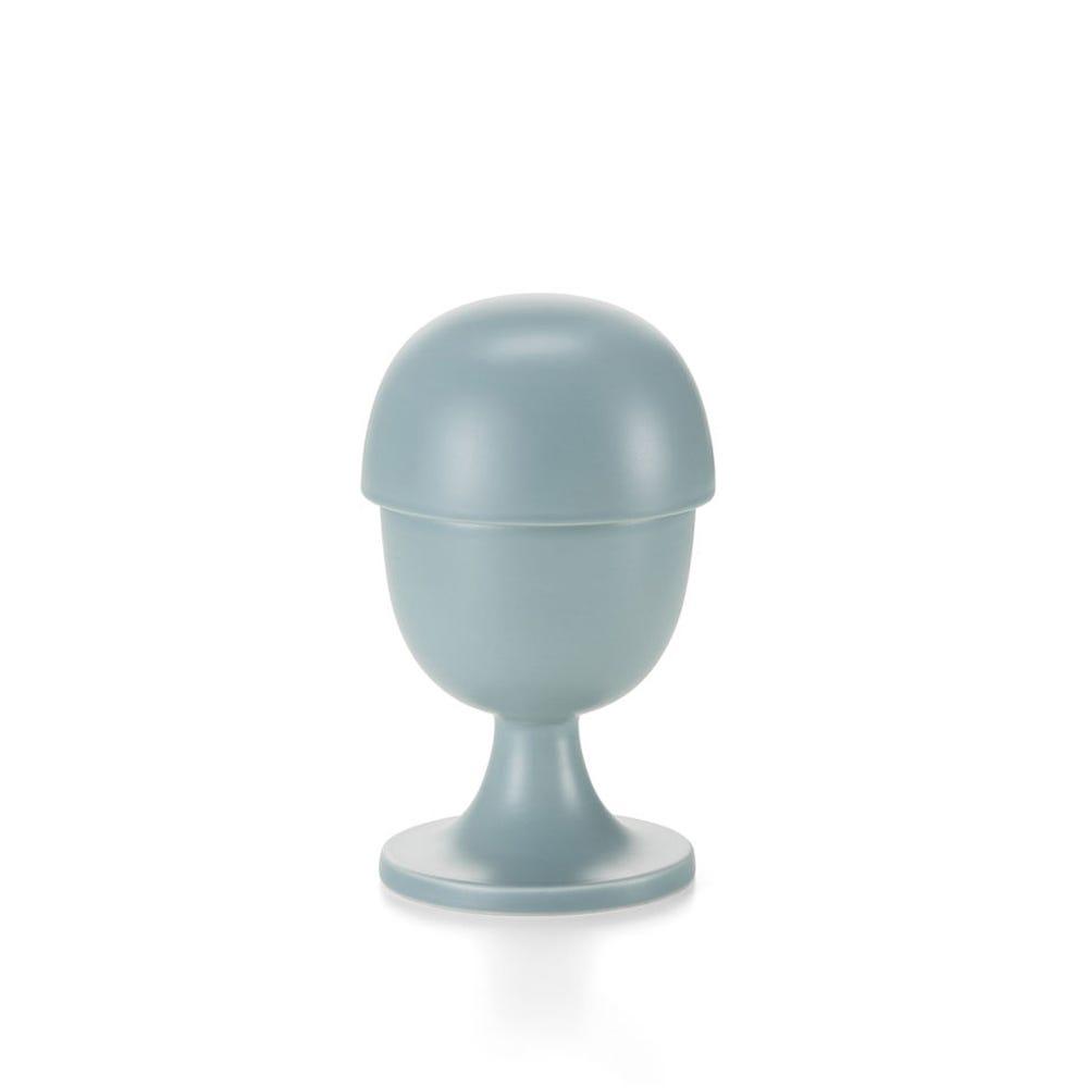 Ceramic Container No.3 Ice Grey