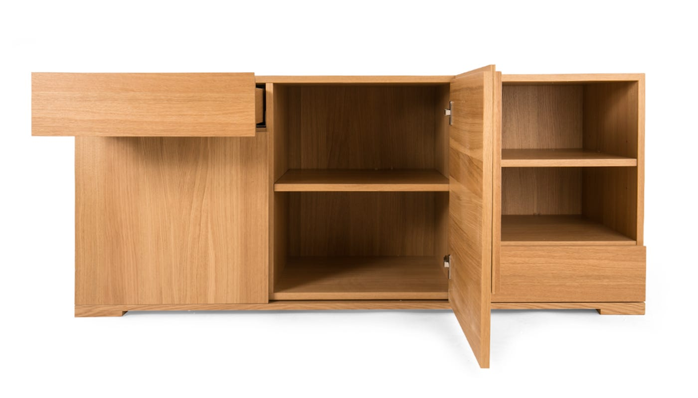 Check Sideboard Open