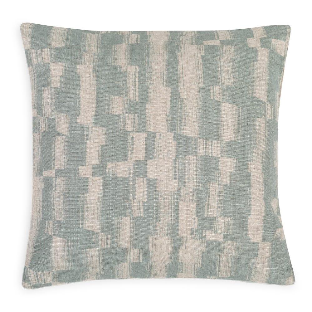 Cut About Stripes Cushion
