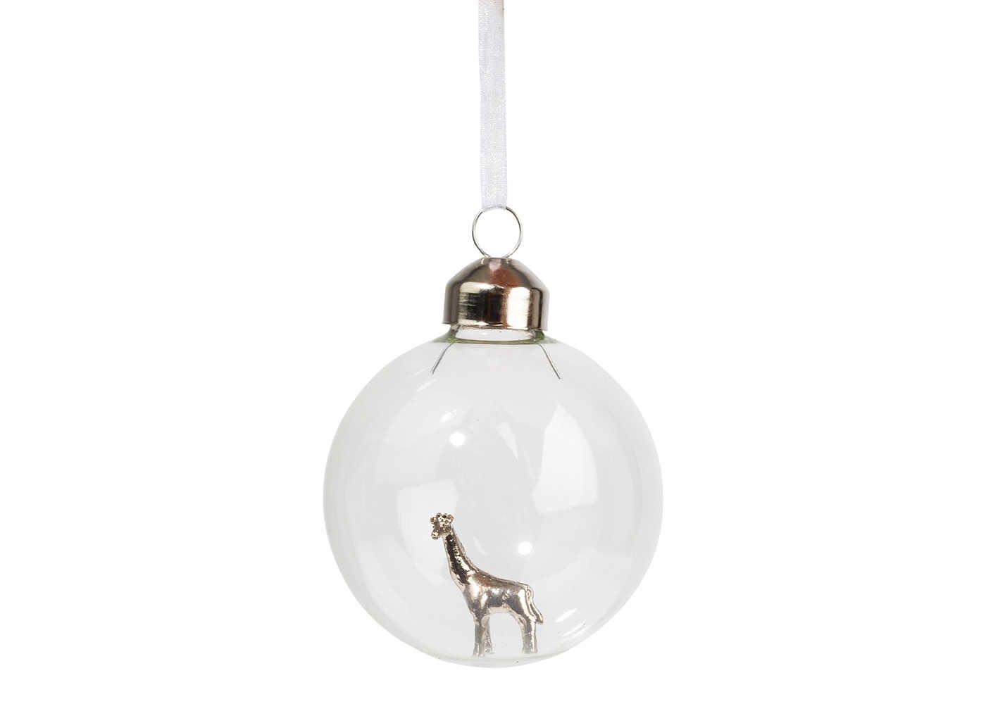 Animal Decoration Giraffe Small