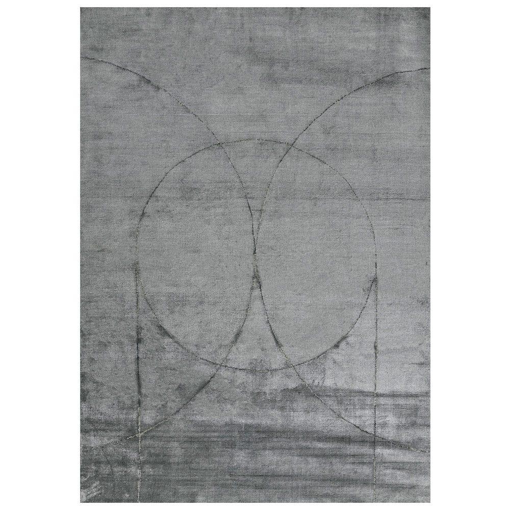 Circulus Rug Grey