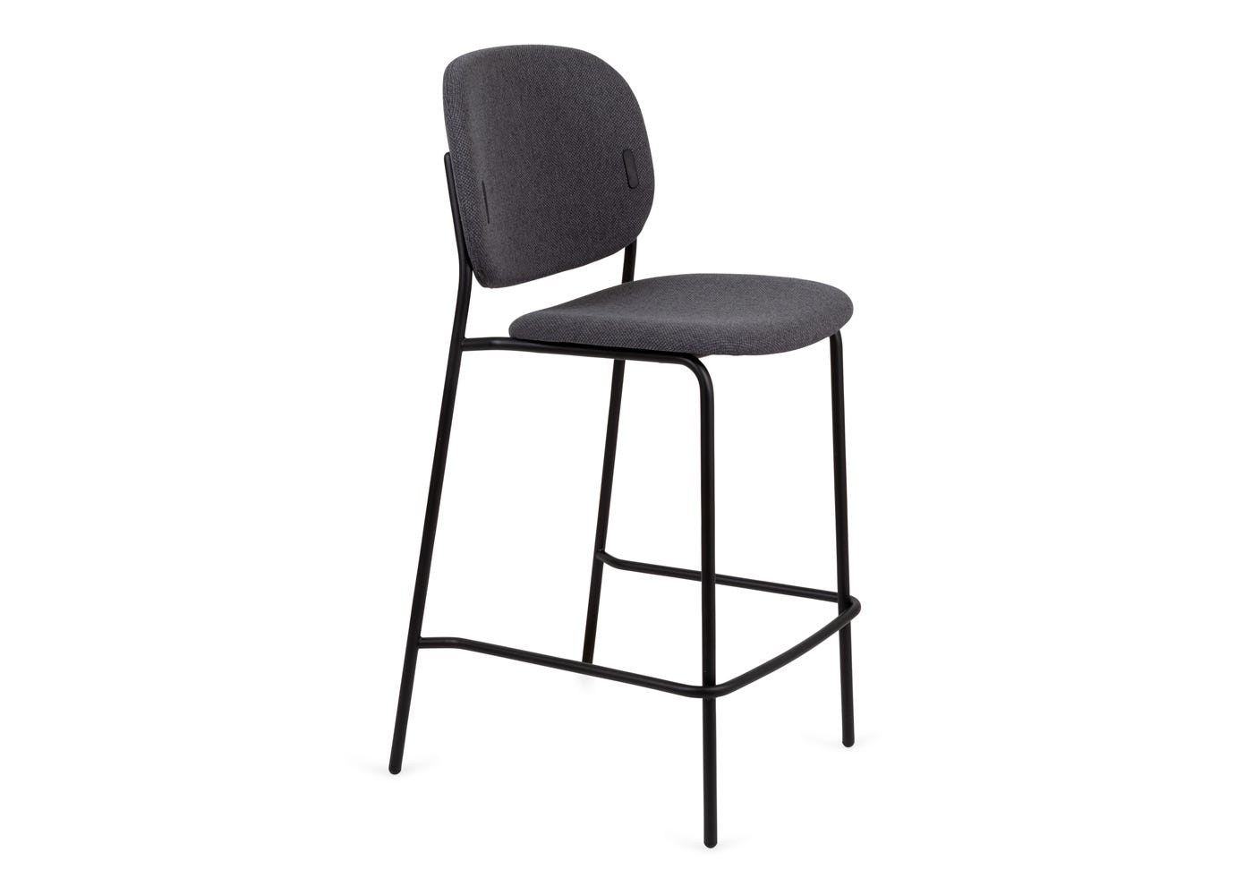 Cover Barstool - Side profile.