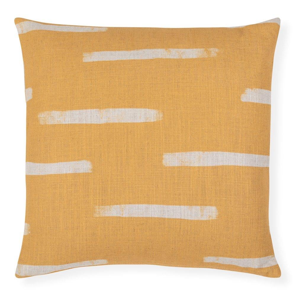 Dash Cushion Mustard