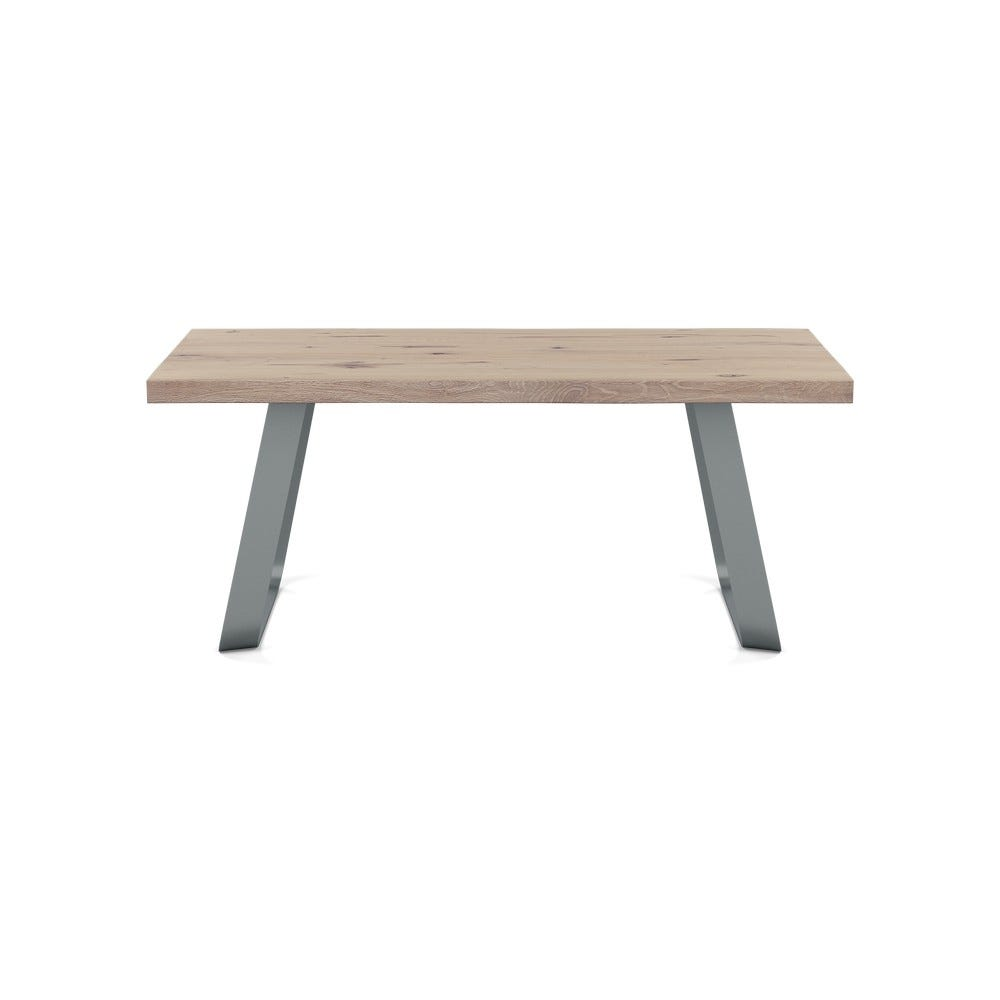 DesignedByYou,SORRENTO,Table, L180cm,D6cm,W90cm,Natural Light