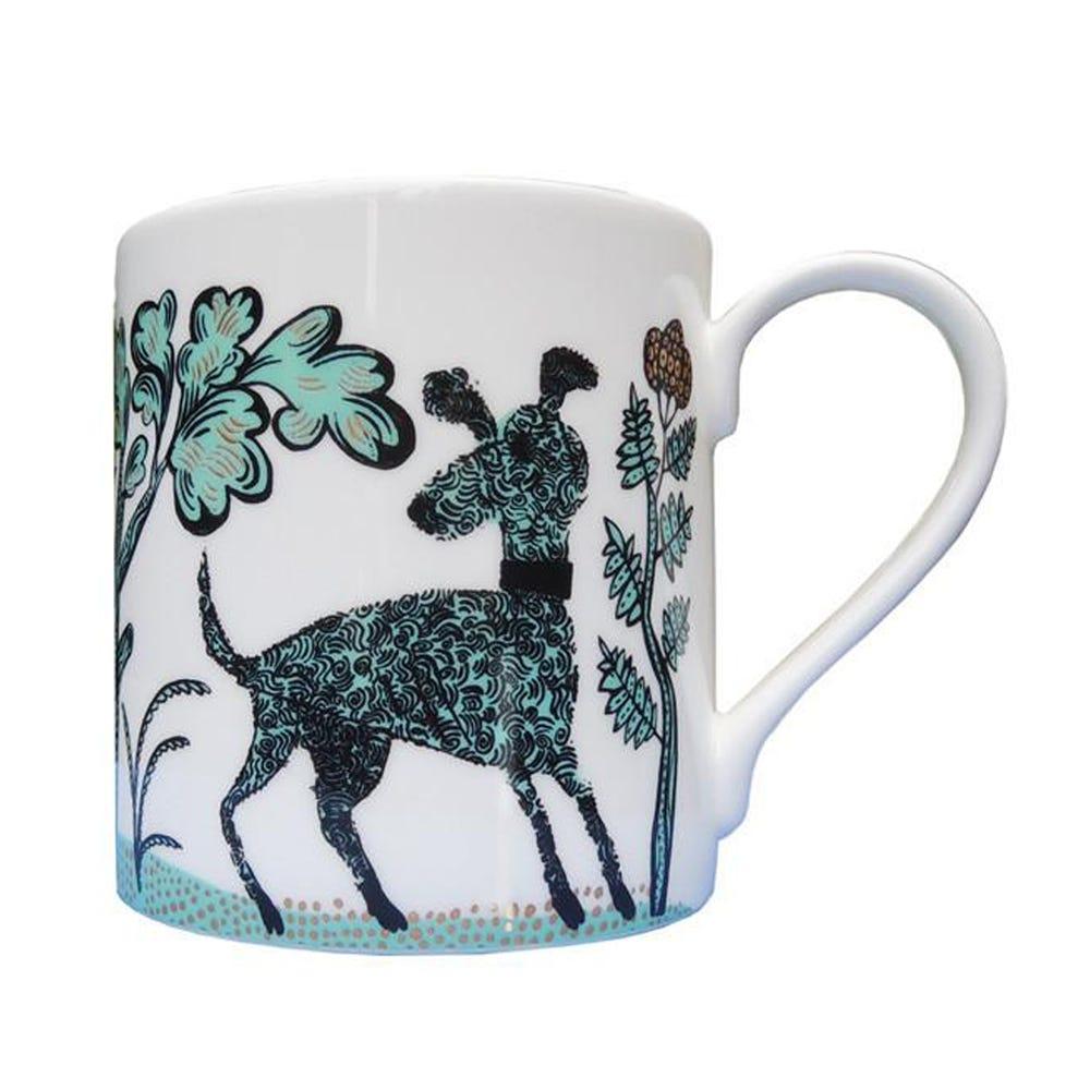 Lush Designs Dog Mug