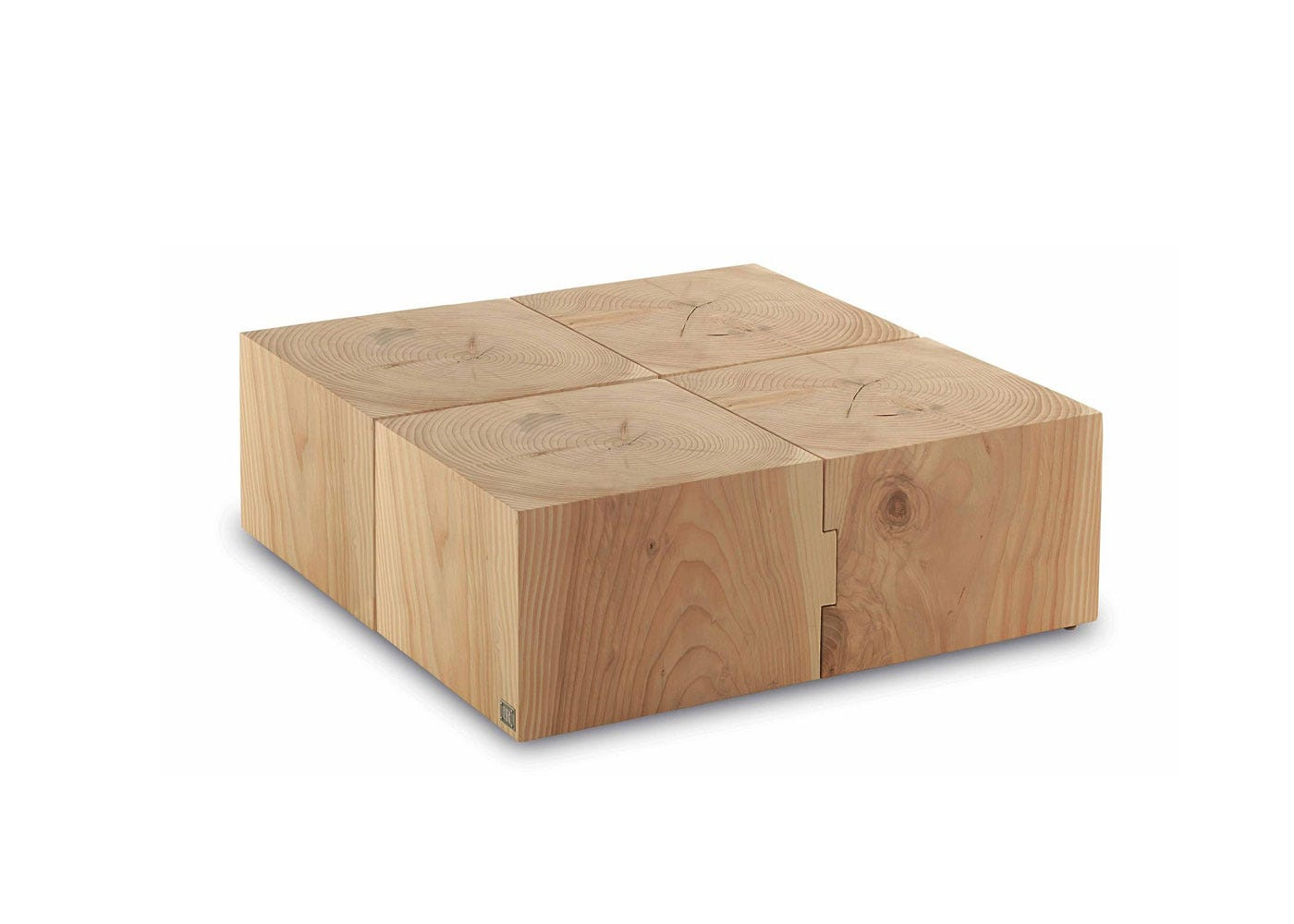 Eco Block Table Large