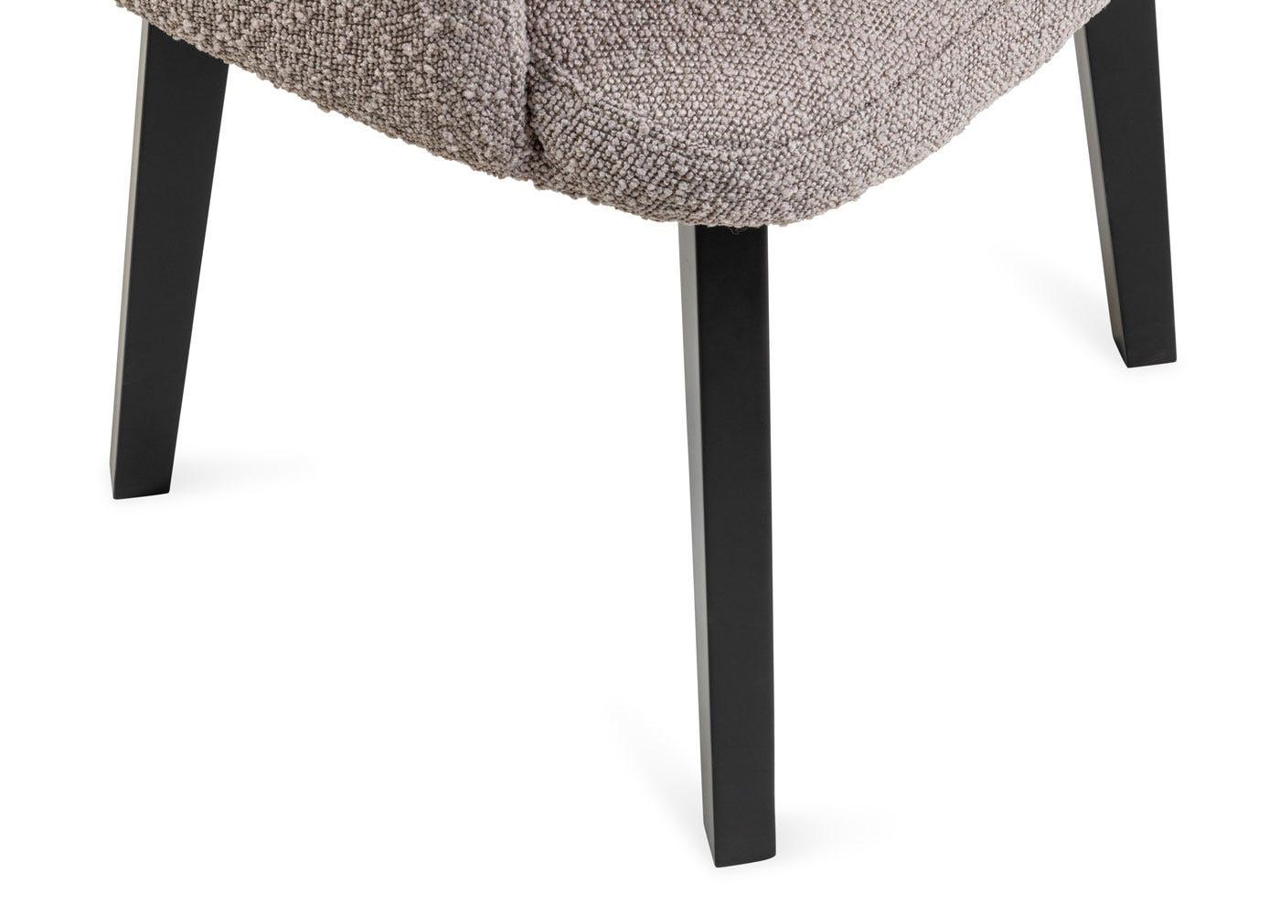 As shown: Edit swivel office chair black stain legs.
