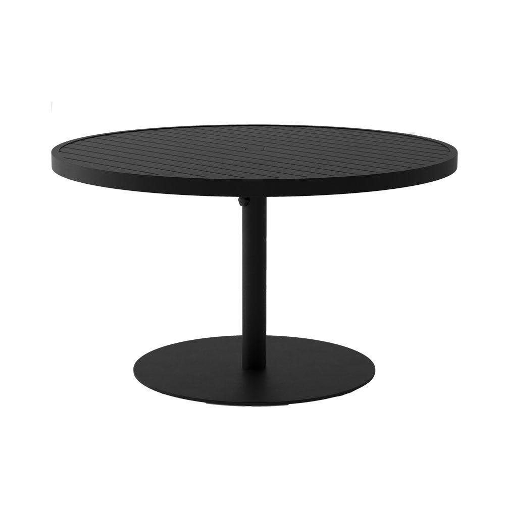 EOS Outdoor Pedestal Circular Dining Table
