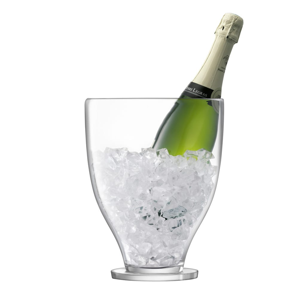 Epoque Champagne Bucket Clear