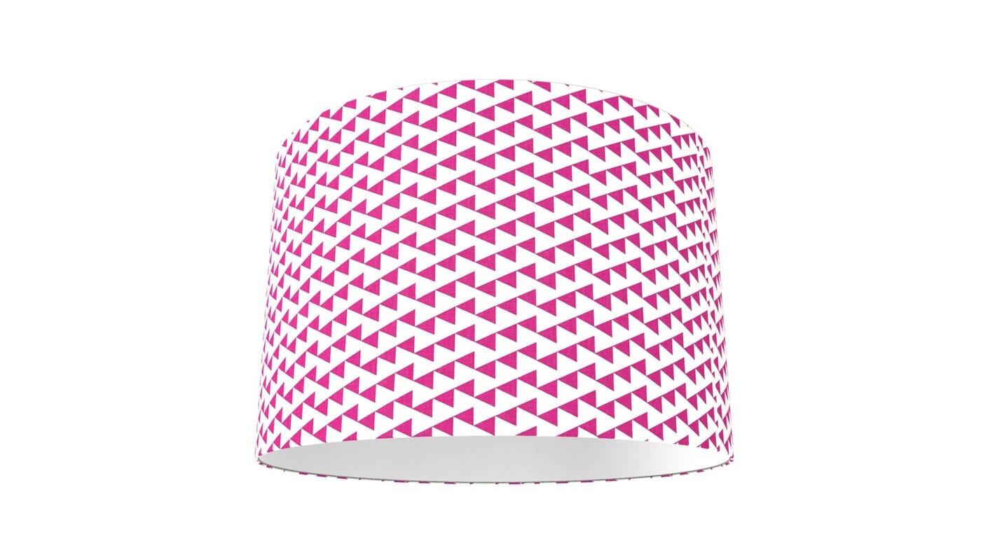 Bunting Shade Pink