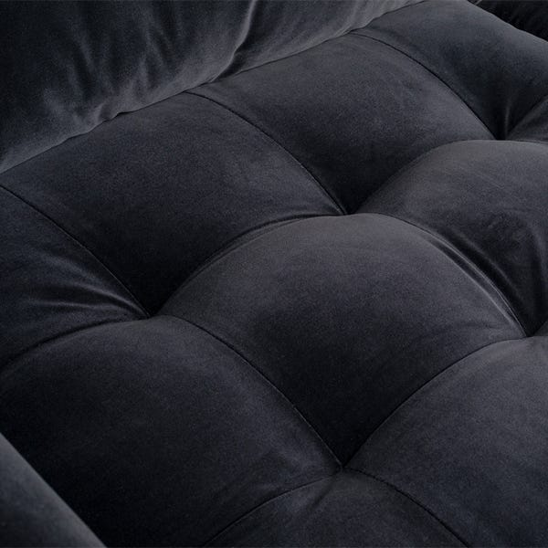 Blind button detailing create the plump quilted look which are filled with sumptuous feather and foam