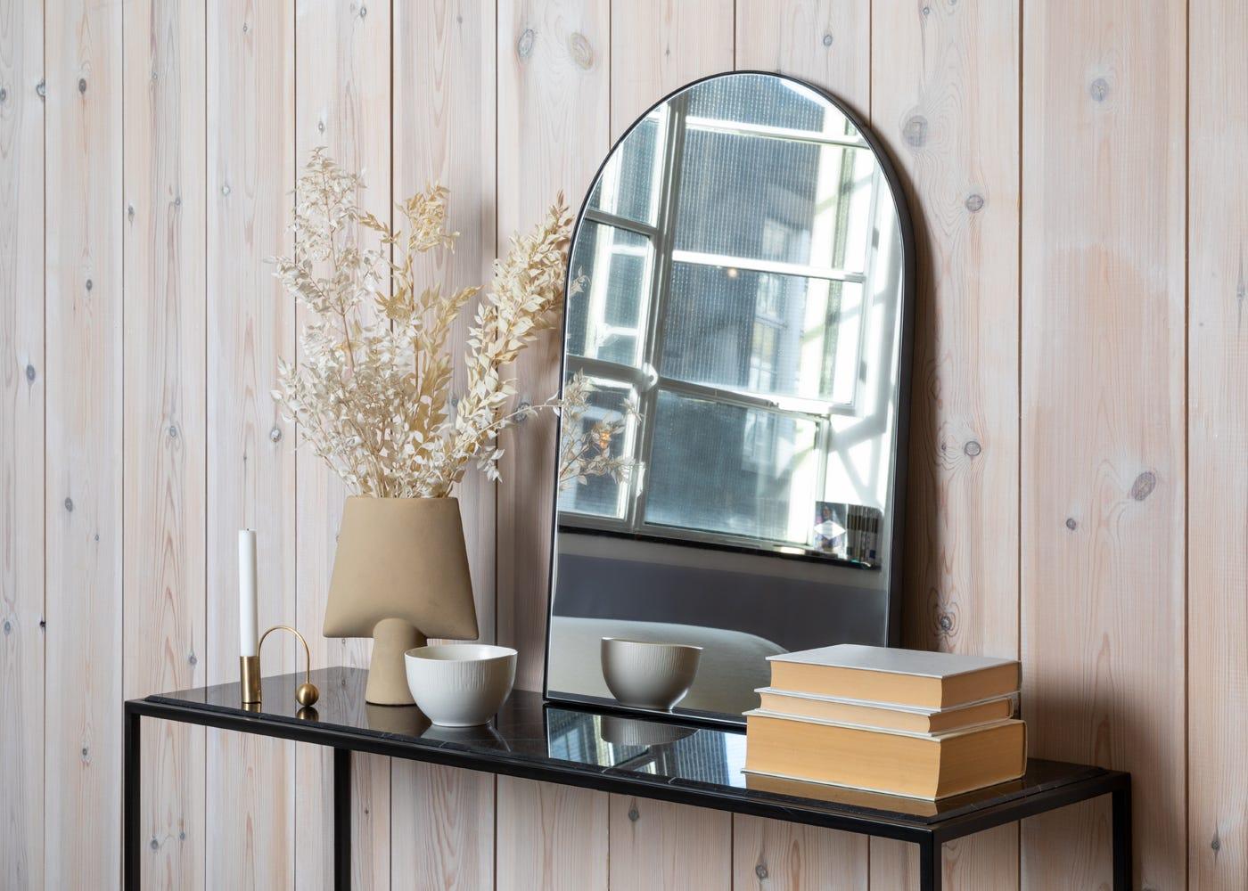 Fine Edge Mirror Arch Wall Mirror Decorative Accessories Heal S