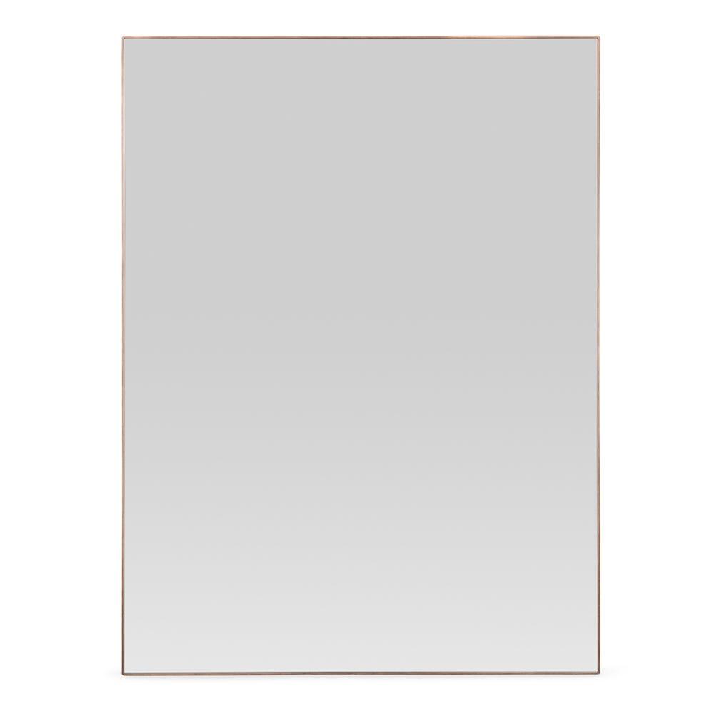 Fine Wood Mirror Rectangle