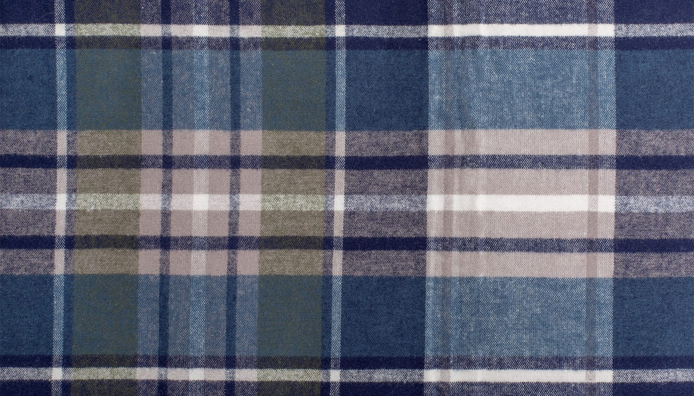 Heal S Brushed Cotton Flannel Check Bed Linen Discontinued
