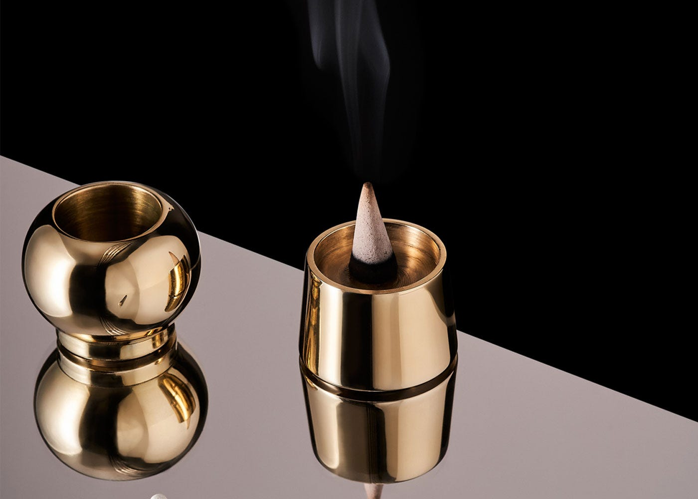 As Shown: Fog Incense Cones Orientalist, please note this is the refill cones only.
