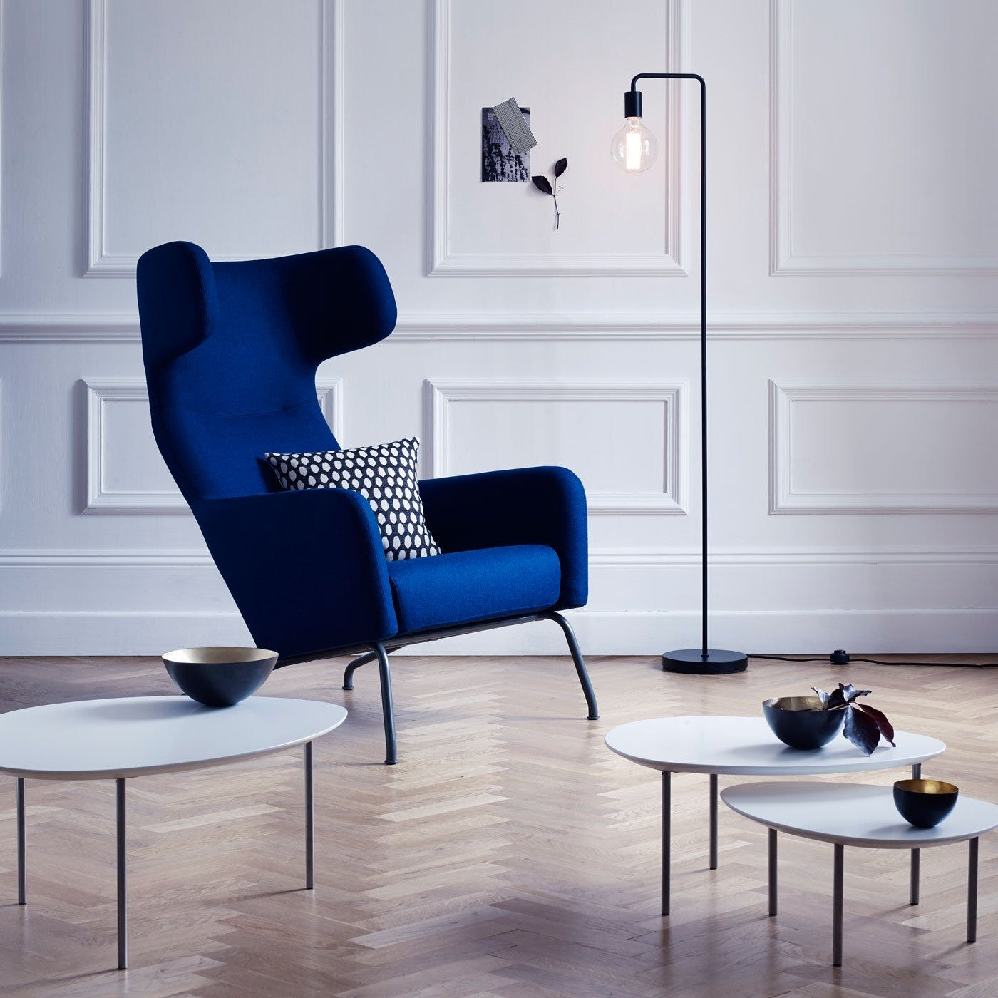Merveilleux Forum Wing Chair