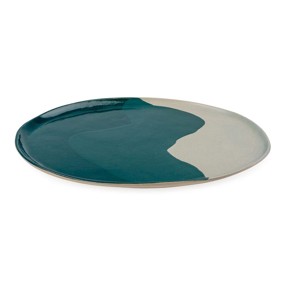Glacier Oval Platter