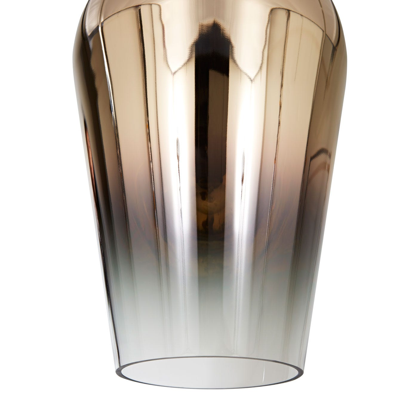 Fade Pendant Light Gold